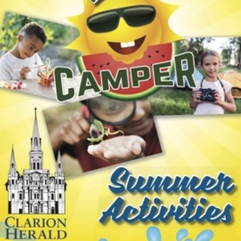 Summer Activities 2021 special section