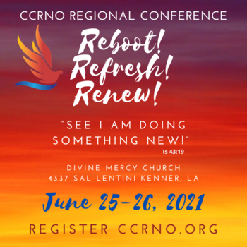CCRNO sets June conference dates