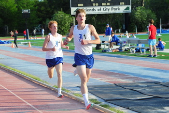 State outdoor track meet set to open