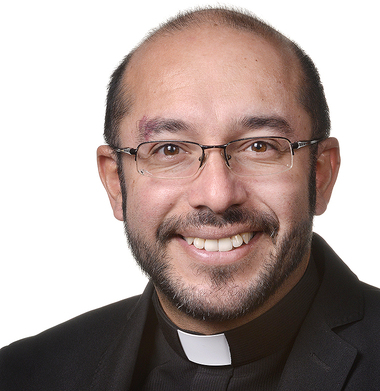What's in a name? Ordinand revels in family's conversion