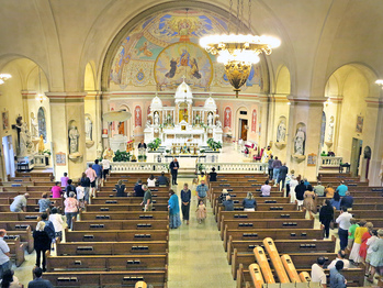 How to safely welcome Catholics back to Mass