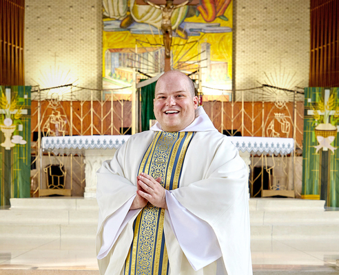 Dominican priest from N.O. ordained