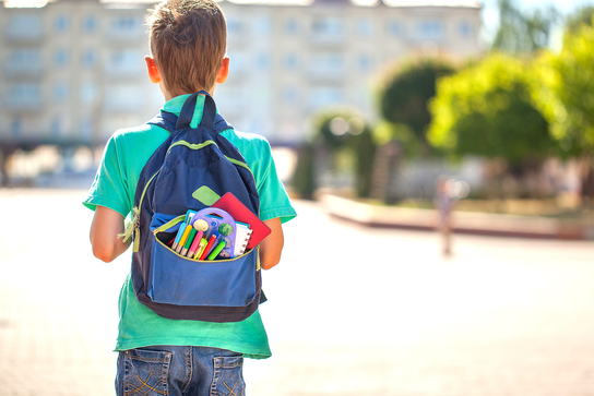 School supplies to be distributed July 24 & 31