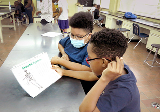 St. Aug's Gifted Academy challenges young students