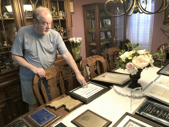 Akin to 'Mr. Holland,' Genevay impacted students
