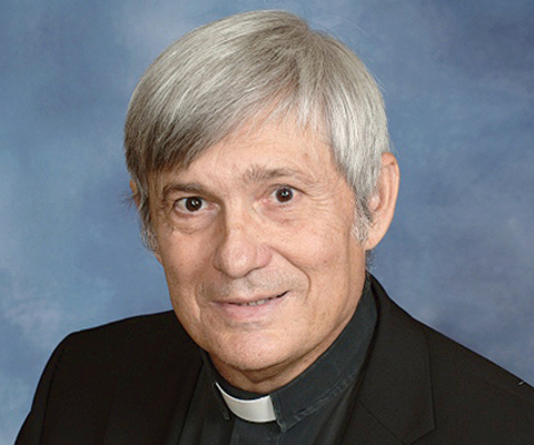 Fr. Gros: When frustrated, like Jesus, let 'the violence stop here'