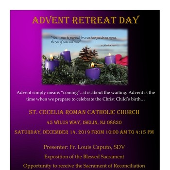 Parish Advent Retreat