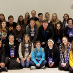 """Burn the ships:"" students inspired to be all-in for Christ at NCYC"