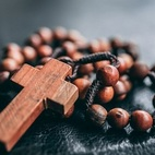 Pray the rosary as a family, a decade a day