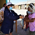 Friends of Chimbote feeds thousands with loaves and fish