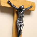 The tradition of having a crucifix in your home
