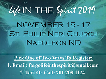 Life in the Spirit in Napoleon