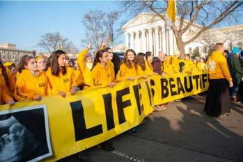 March for Life unveils 2020 theme
