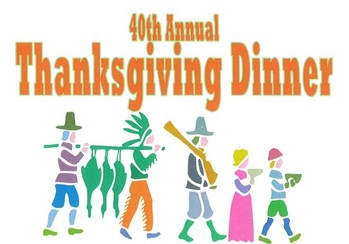 40th Annual Thanksgiving Dinner, West Fargo