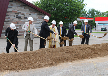 Ground Broken for New $21.5 Million Newman Center