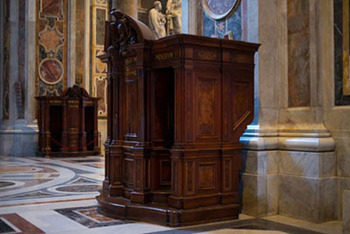"Seal of Confession is an ""Intrinsic Requirement,"" Vatican Says"