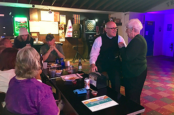 Water to Wine in Enderlin Emulates Success of Theology on Tap
