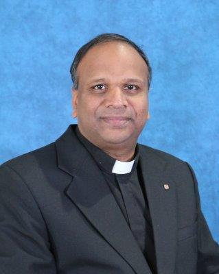 Rev. David Maria Michael - Parochial Vicar