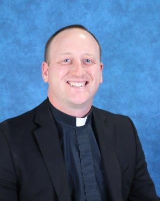 Rev. Christopher Markman - Pastor
