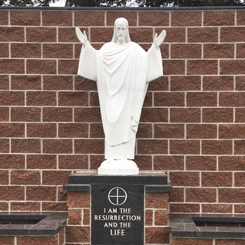 """St. Bernard's Church puts cemetery project """"in God's hands"""""""