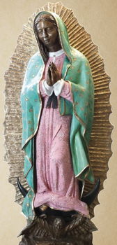 December the right month to ask for Our Lady's guidance