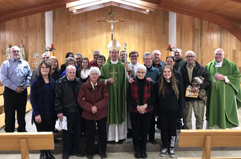 St. Michael's Church, Pingree to celebrate final Mass