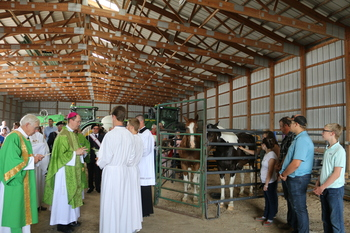 """Rural communities have """"special God-given role"""" as stewards of the land and creation"""