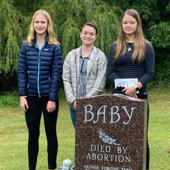 Day of Remembrance for Unborn Children scheduled for Sept. 18