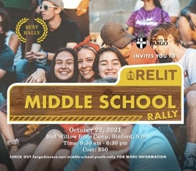 Relit: Middle School Rally