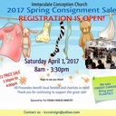 Spring Consignment Sale
