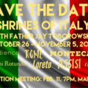 Shrines of Italy Pilgrimage with Father Jay