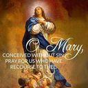 Holy Day Mass - Immaculate Conception