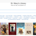How to Use our Parish Library