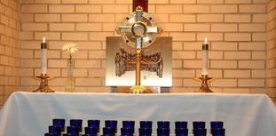 First Friday Adoration
