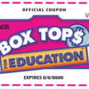 Box Tops Dress Down Day - wear Red, White, and Blue for Memorial Day