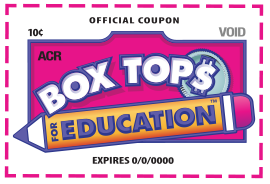 Box Tops Dress Down Day - Wear RED for Valentine's Day