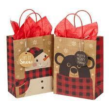 Christmas Gift Bag Due