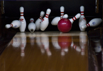 Mother and Son Bowling - Saturday, March 7th