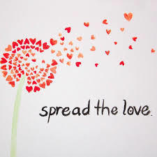 PROJECT SPREAD THE LOVE