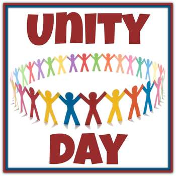 4th Annual Unity Day - Wednesday, October 21st - Dress Down Day - Wear Orange
