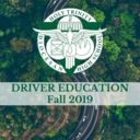 Driver Education for Fall 2019