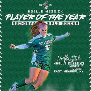 Noelle Messick ('20) Wins Player of the Year!