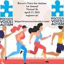 Rocco's Voice for Autism First Annual Virtual 5K