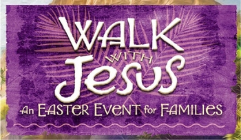 """Special Religious Education, Cluster PK - 6th Grade """"Walk with Jesus"""""""