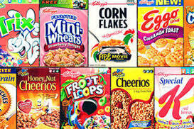 Annual Summer Cereal Drive