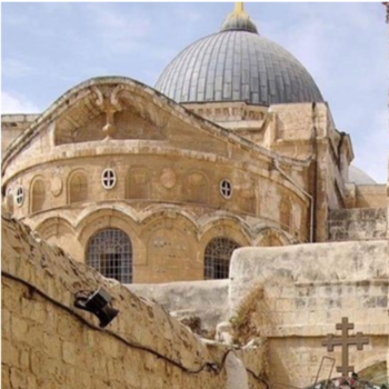 Info Session for Holy Land Trip with Fr Jean - Our Lady of Sorrows 9/28 (Trip June 19-28, 2022)