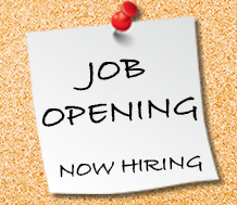 2 Positions Available