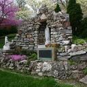 Rosary in the Grotto