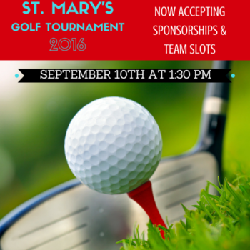 St. Mary's Golf Tournament
