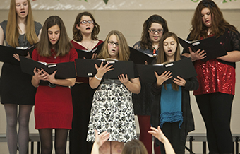 St. Mark Honor Choir